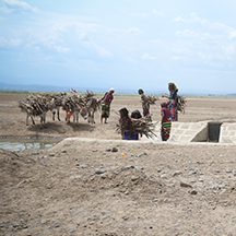 Measuring Resilience for Famine Early Warning System Network (FEWS NET)